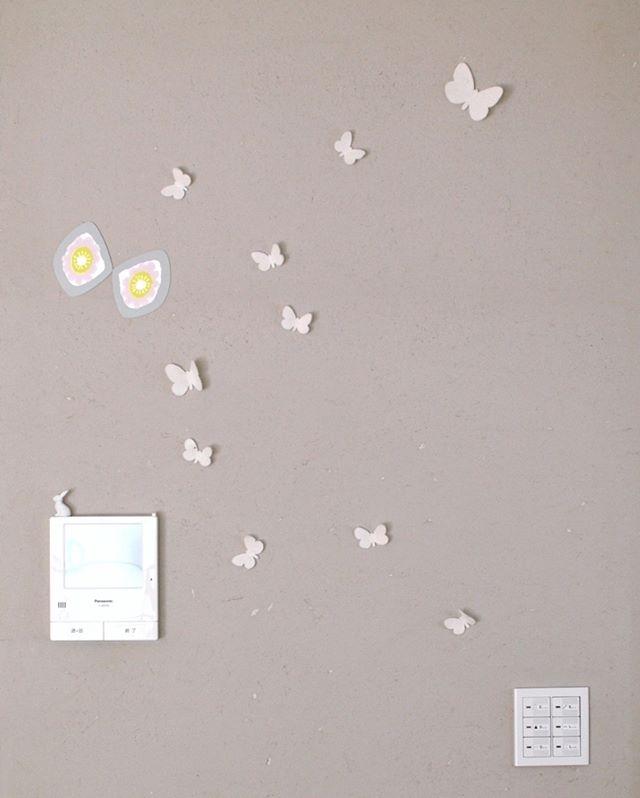 コースターは、壁面ディスプレイに活躍させて