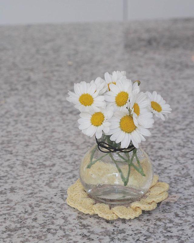 野の花を取り入れる3