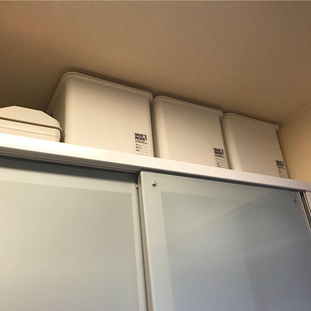 キッチンの隙間も有効活用でスッキリ便利に♪5