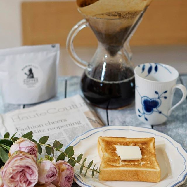 ⑤お茶やコーヒーでほっと一息