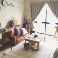 狭い部屋&ワンルームで楽しむインテリア☆お部屋を広くお洒落に見せる方法!