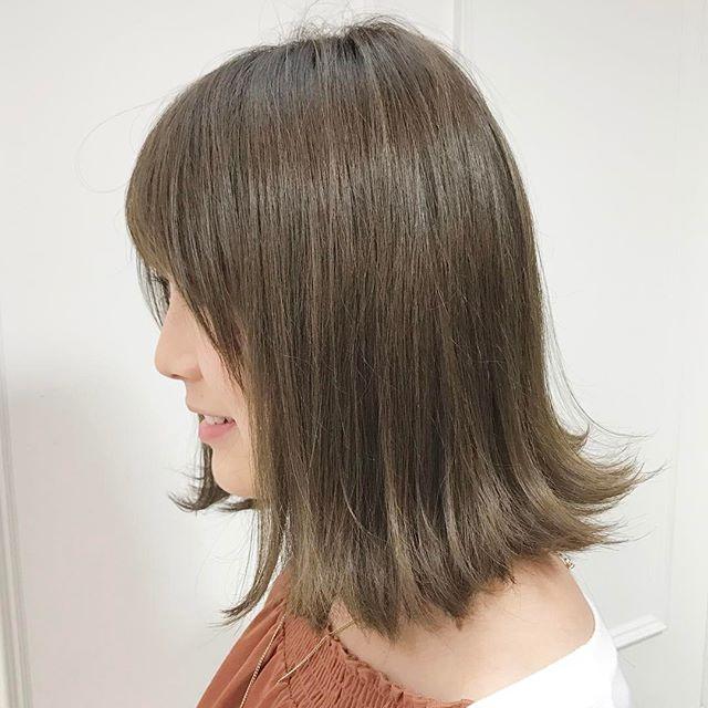 大人女性に大人気!艶々な美髪スタイル特集9