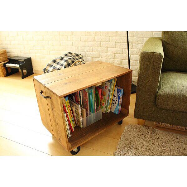 自分で作ればピッタリ☆収納したい物別にDIYで棚を作るアイデア5