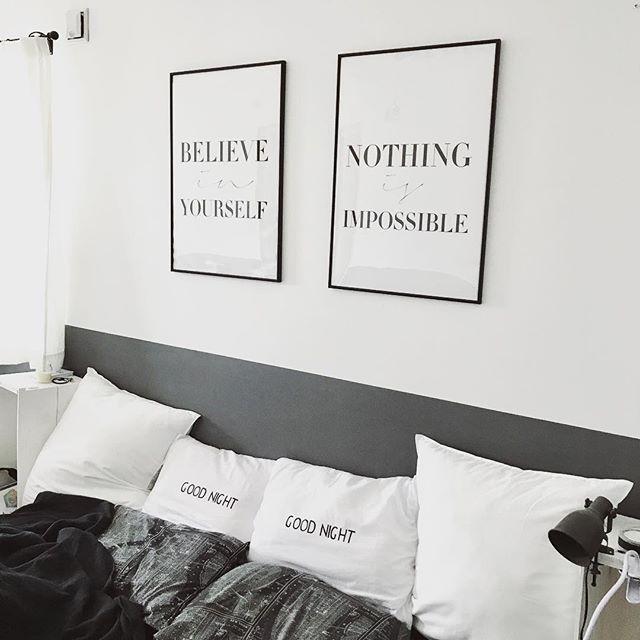 海外風ベッドルーム作りに真似したいアイディア!4