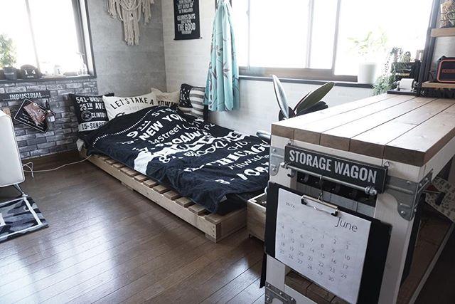 パレットベッド3