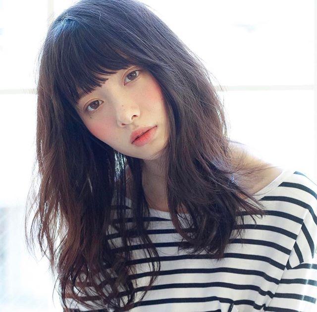 黒髪風カラー4