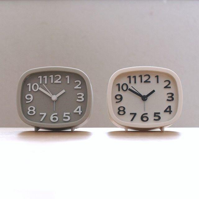 フォルムが可愛らしい時計
