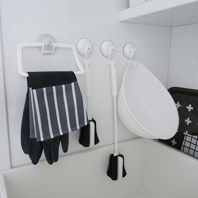 キッチン周りの収納5