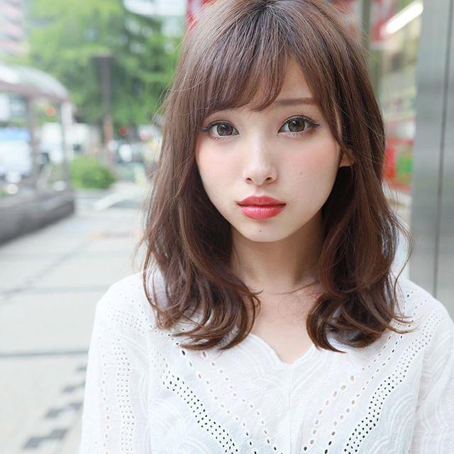 現役美容師オススメ♡小顔見せスタイル