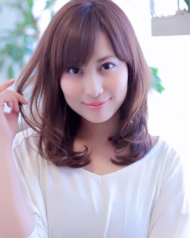 大人女性に大人気!艶々な美髪スタイル特集7
