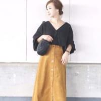 【GUスカート】で作る秋冬コーデ30選!簡単なのに真似しやすい着こなしが満載♪