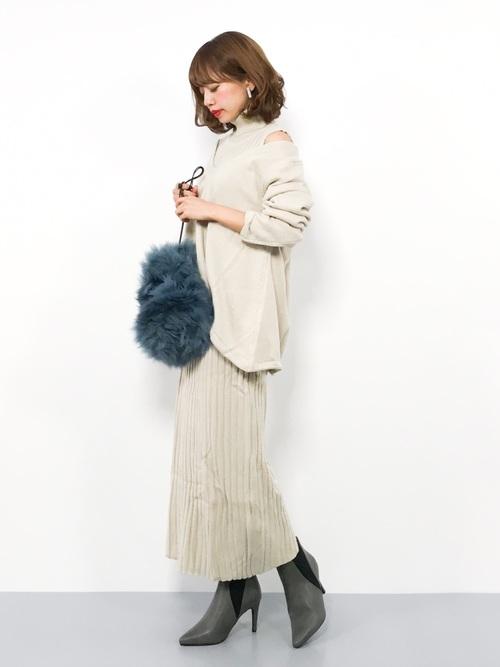 [kobelettuce] 冬の足元もきれいめに決まる!上品LADYのための内側Zip付きアンクル丈ヒールショートブーティ/ブーツ/レディース[I1451]神戸レタス