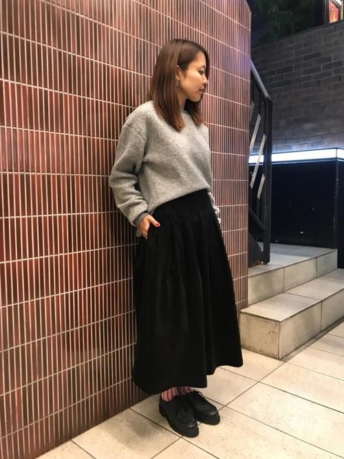 靴下×マニッシュシューズ6