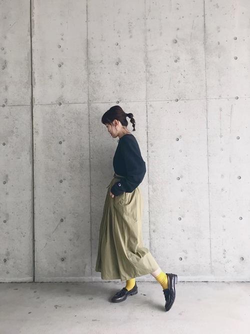 靴下×マニッシュシューズ3