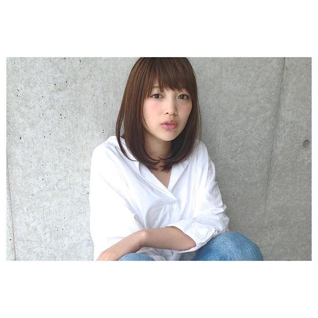 大人女性に大人気!艶々な美髪スタイル特集13