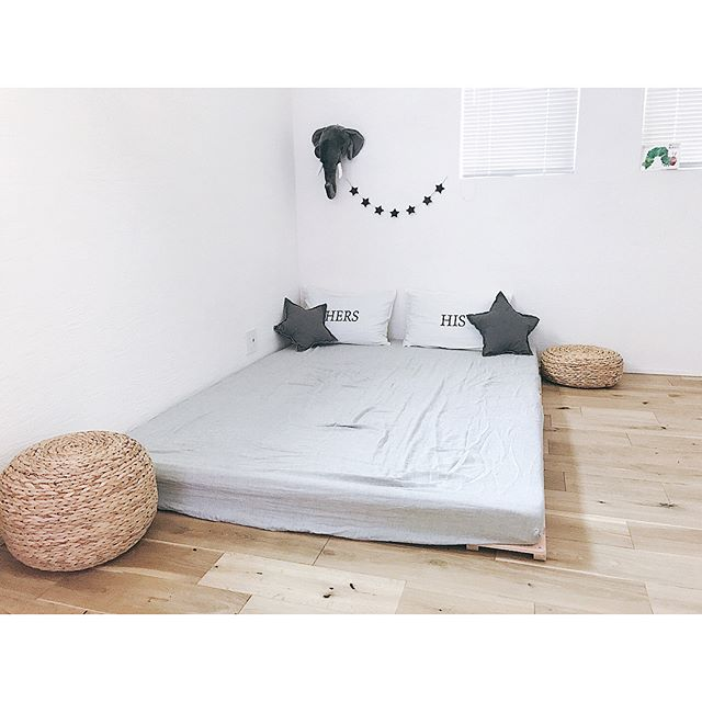 すのこベッド2