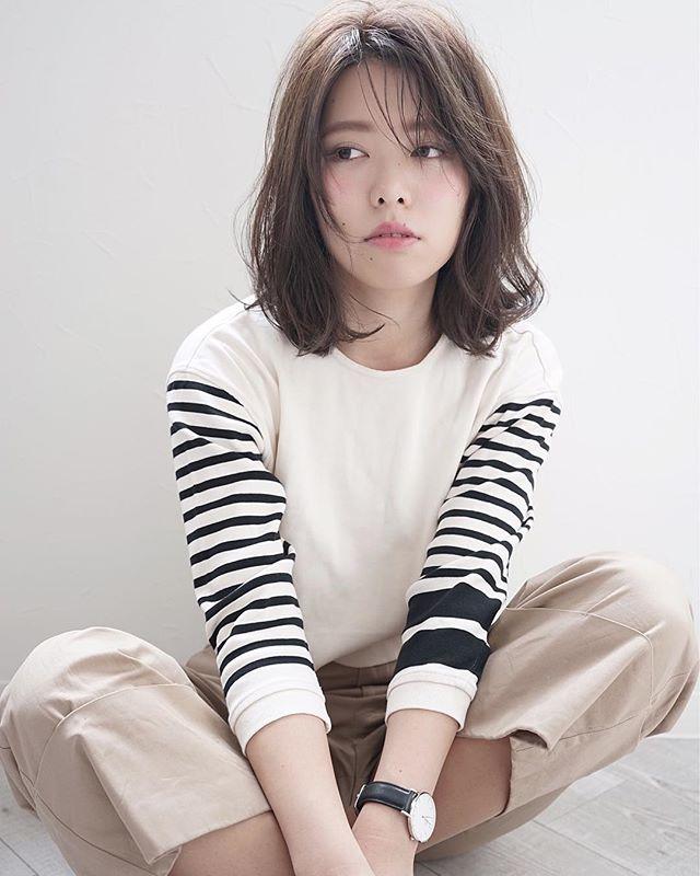 現役美容師オススメ♡小顔見せスタイル9