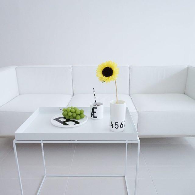 オシャレなサイドテーブルを紹介★4