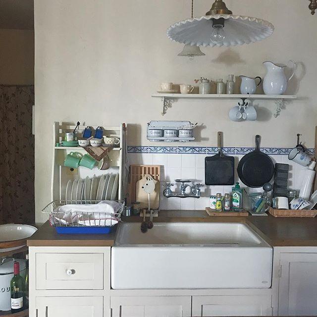 物が多くても素敵なキッチンは作れる8