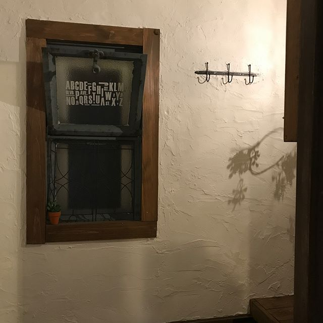 漆喰で壁をDIY13