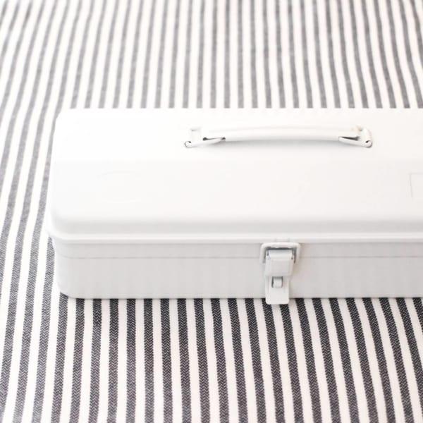 無印良品おすすめ収納アイテム⑩ スチール工具箱実例3