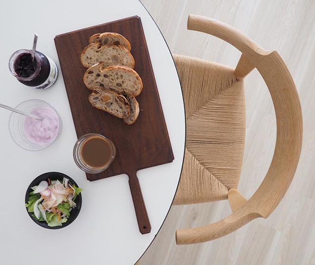 ①北欧デザインの美しい椅子
