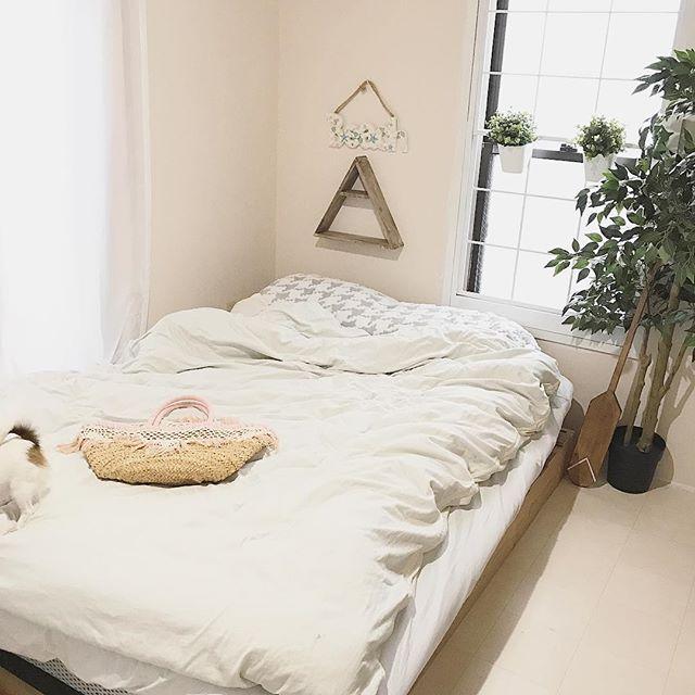 ベッドルームもカリフォルニアインテリア3