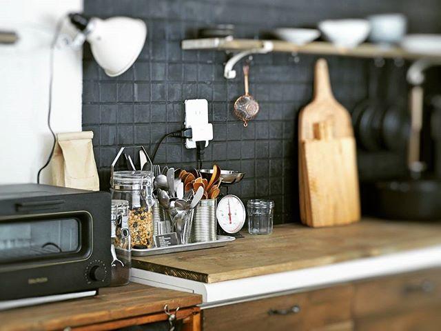 キッチン周りの整理に