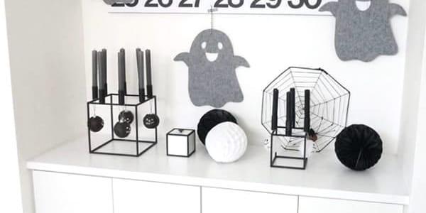 ハロウィンはディスプレイにこだわる♡壁をデコレーションしてみよう!