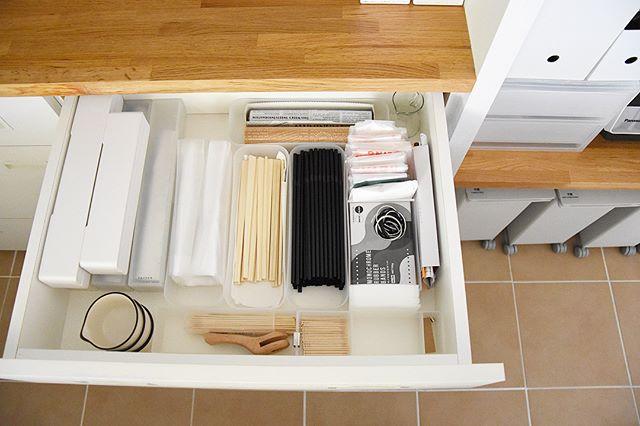 キッチンの細々したアイテム、消耗品2