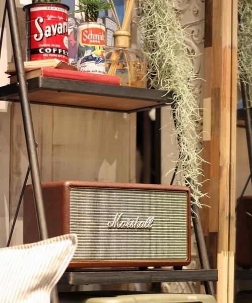 【Marshall】STANMORE BROWN デジタルアンプ (マーシャル スタンモア ブラウン)