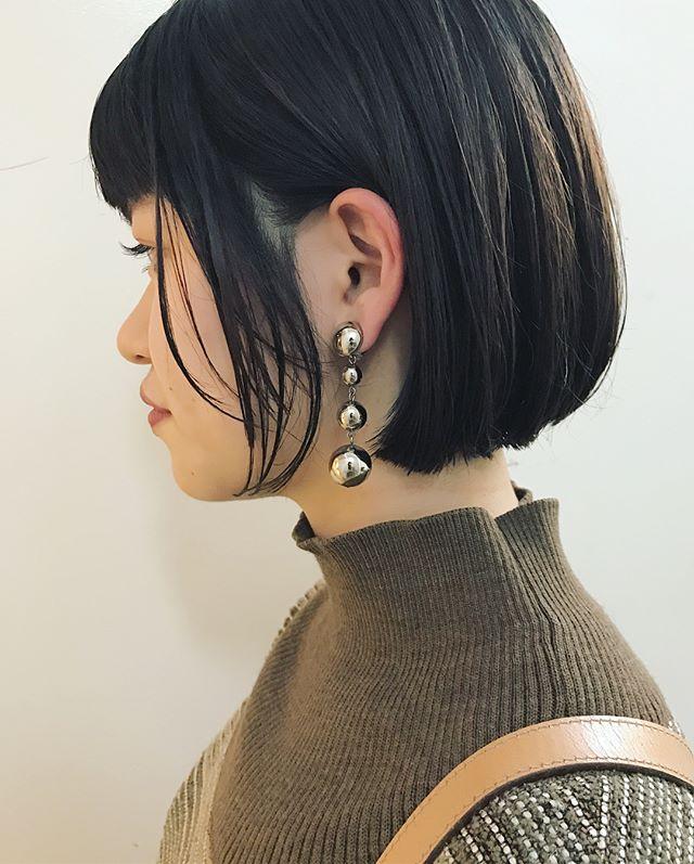 黒髪風カラー
