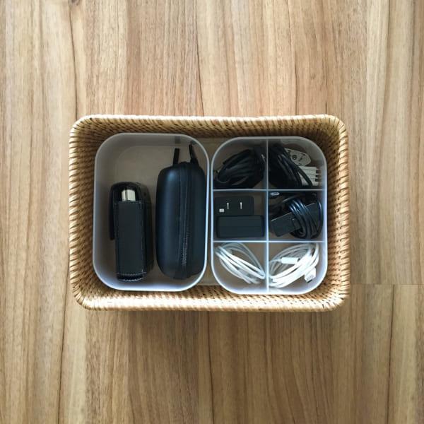 無印良品おすすめ収納アイテム⑫ メイクボックス実例12