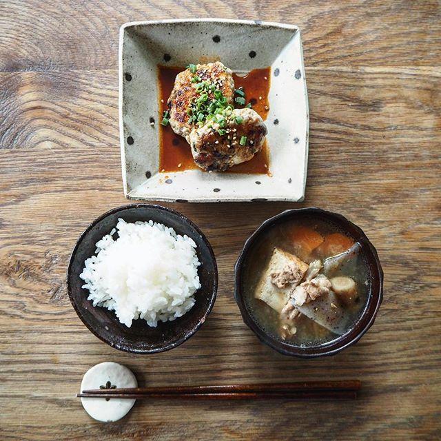 和食でバランス良く