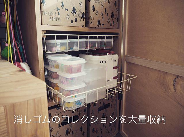 自分で作ればピッタリ☆収納したい物別にDIYで棚を作るアイデア2
