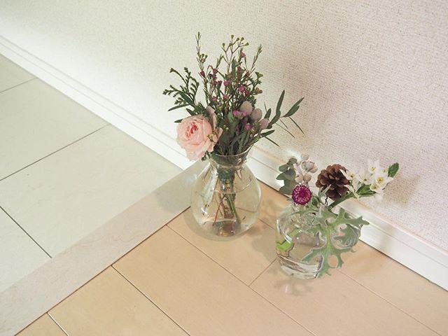 野の花を取り入れる5