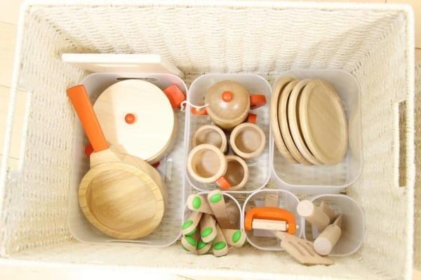 その他のよく使われる使用例:おもちゃ収納