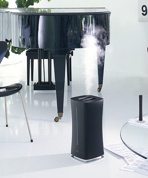 Stadler Form/Eva ハイブリット式加湿器 ブラック