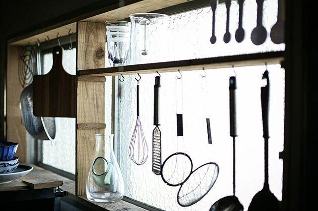 キッチンは清潔に無駄なく2
