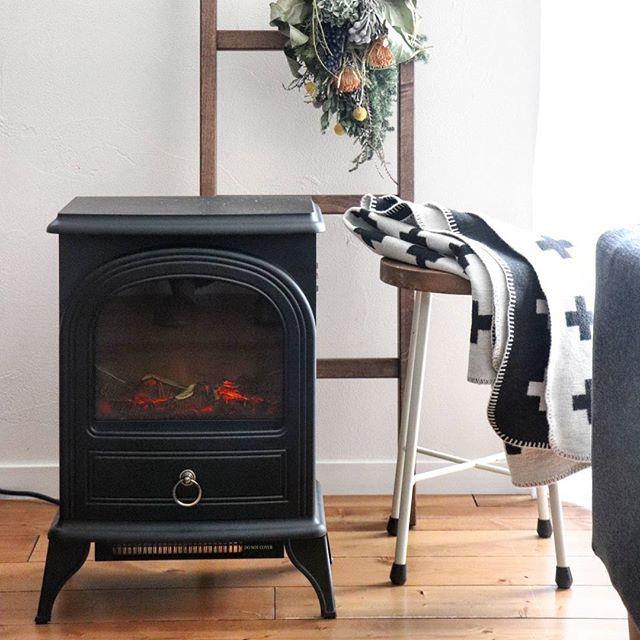 IFUDO 暖炉型ファンヒーター
