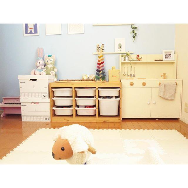 【IKEA】トロファスト5