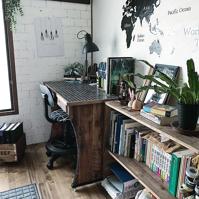 自分で作ればピッタリ☆収納したい物別にDIYで棚を作るアイデア7