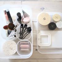【ダイソー】の積み重ねボックスはとっても便利☆スマートで使いやすいサイズ感がgood!