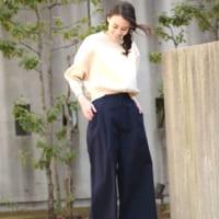 【ViS】の大人カジュアルコーデ☆コスパの良い着回せるパンツ15選