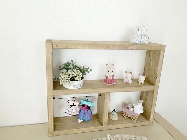 自分で作ればピッタリ☆収納したい物別にDIYで棚を作るアイデア20