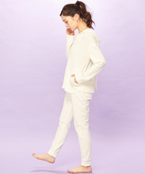 ざっくりワッフル パジャマ