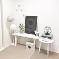 実用性と装飾性の両立!おしゃれで使いやすいサイドテーブル