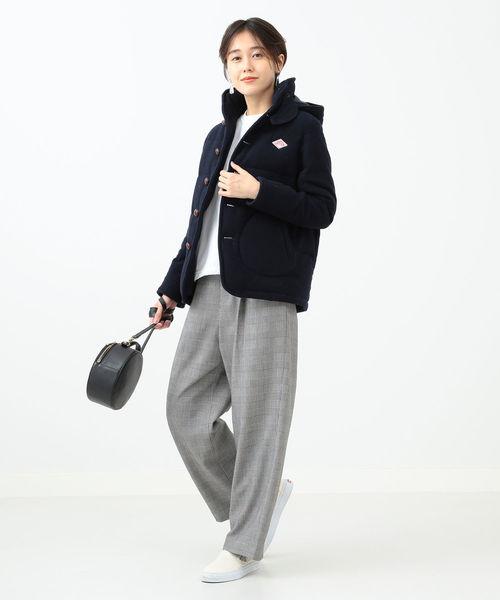 DANTON × Ray BEAMS / 別注 モッサ ダウン ジャケット