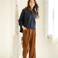 パンツもあったか素材に♡コーデュロイパンツで作る大人の秋スタイル15選