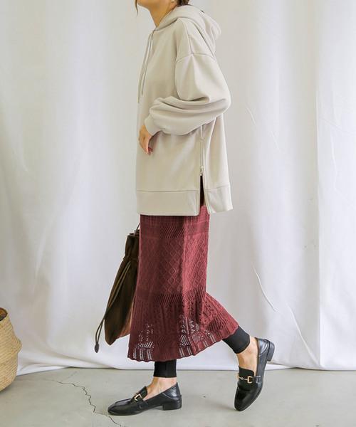 スカートスタイル